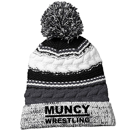 Muncy Wrestling hat