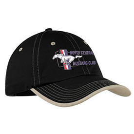 North Central Mustang Club hat