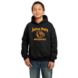 Jersey Shore Elementary PTO hoodie
