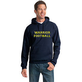 Montoursville Youth Football hoodie