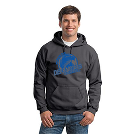 Warrior Run Basketball hoodie