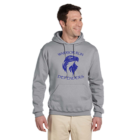 Warrior Run Wrestling hoodie