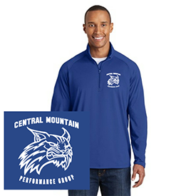 Central Mountain Majorettes jacket