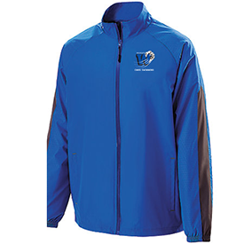 Central Mountain Swim Team jacket
