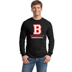 Bellefonte Girls Basketball long sleeve