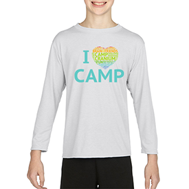 Camp Cranium long sleeve