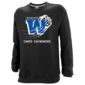 Central Mountain Swim Team long sleeve