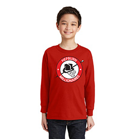 Hepburn Lycoming Primary School long sleeve