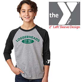 Lock Haven YMCA Loggerheads long sleeve