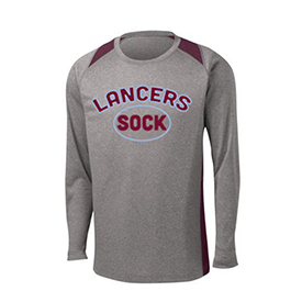 Loyalsock Varsity Cheerleading long sleeve