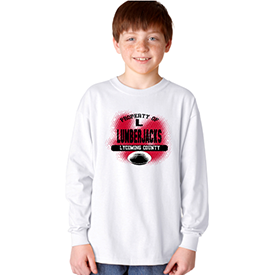 Lycoming County Lumberjacks long sleeve