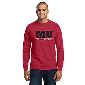 Mansfield University Field Hockey long sleeve