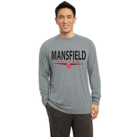 Mansfield University Women's Soccer long sleeve