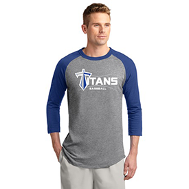 Titans 11U Travel Baseball long sleeve