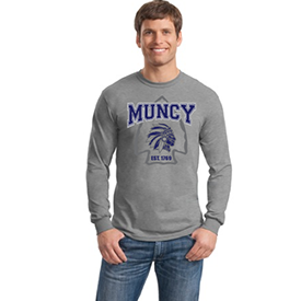 Ward Myers School long sleeve