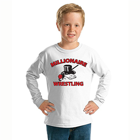 Williamsport Wrestling long sleeve