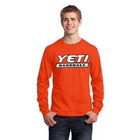 Yeti School long sleeve