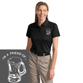 Friends of Marks Brothers polo