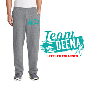 Team Deena sweat pants
