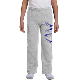 Warrior Run PTO sweat pants