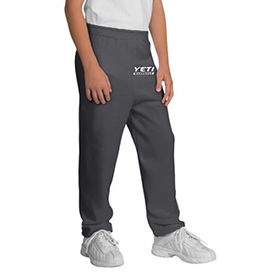 Yeti School sweat pants