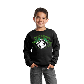 Montgomery AYSO sweat shirt
