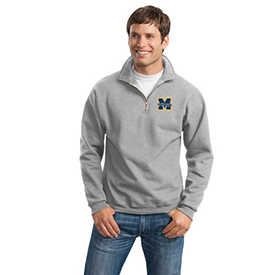 Montoursville Cheerleading sweat shirt