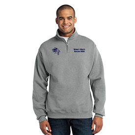 Muncy Men's Soccer sweat shirt
