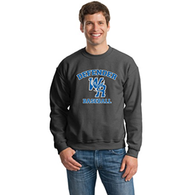 Warrior Run Baseball sweat shirt