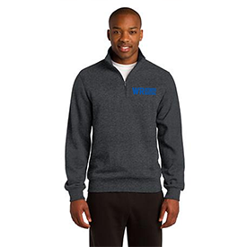 Warrior Run Basketball sweat shirt