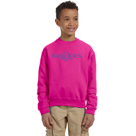 Warrior Run PTO sweat shirt