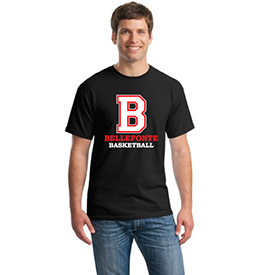 Bellefonte Girls Basketball t-shirt