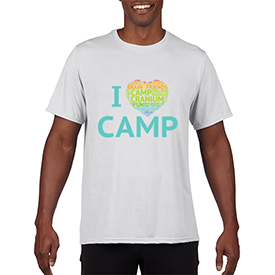 Camp Cranium t-shirt