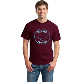 Loyalsock Wrestling t-shirt