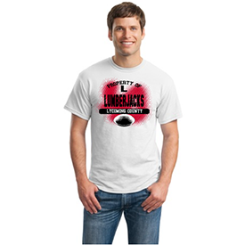 Lycoming County Lumberjacks t-shirt