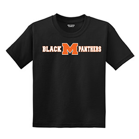 Milton Area School District DBA Athletics t-shirt