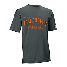 Milton Marauders Baseball t-shirt
