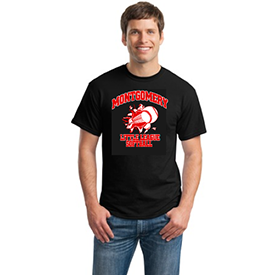 Montgomery Little League t-shirt