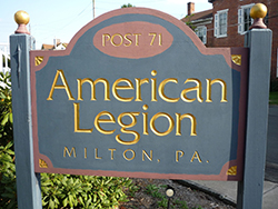 American Legion Post #71 logo