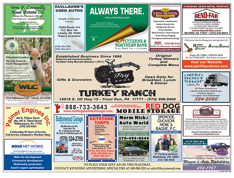 Fry Brothers's Turkey Ranch