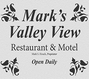 Mark's Valley View logo