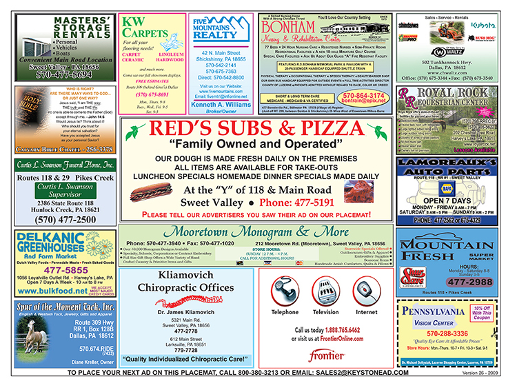 Red's Subs