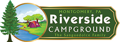 Riverside Campgrounds logo