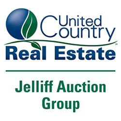 United Country Jelliff Auction Group logo