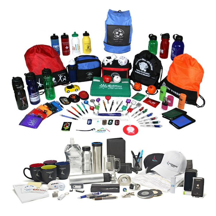 Promotional Items, Clothing, and Awards