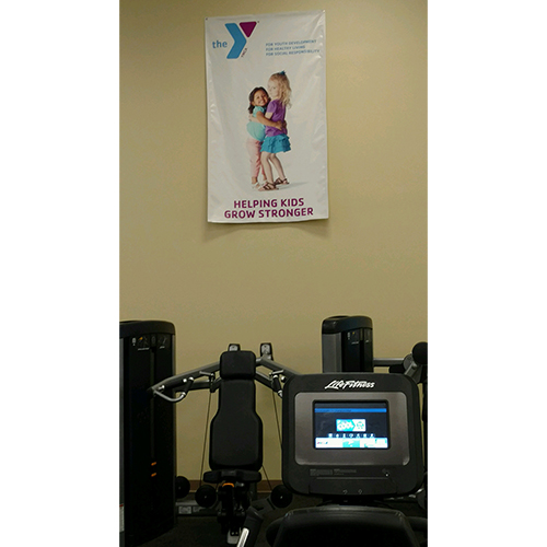 YMCA Helping Kids Grow Stronger