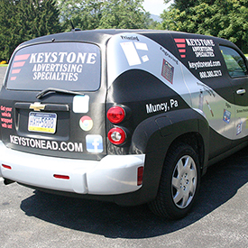 Keystone Advertising Specialties coupe 1