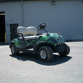 Freedom Golf Cart