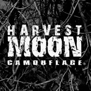 Moon Shine Camo Harvest Moon pattern