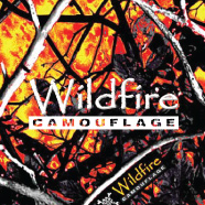 Moon Shine Camo Wildfire pattern